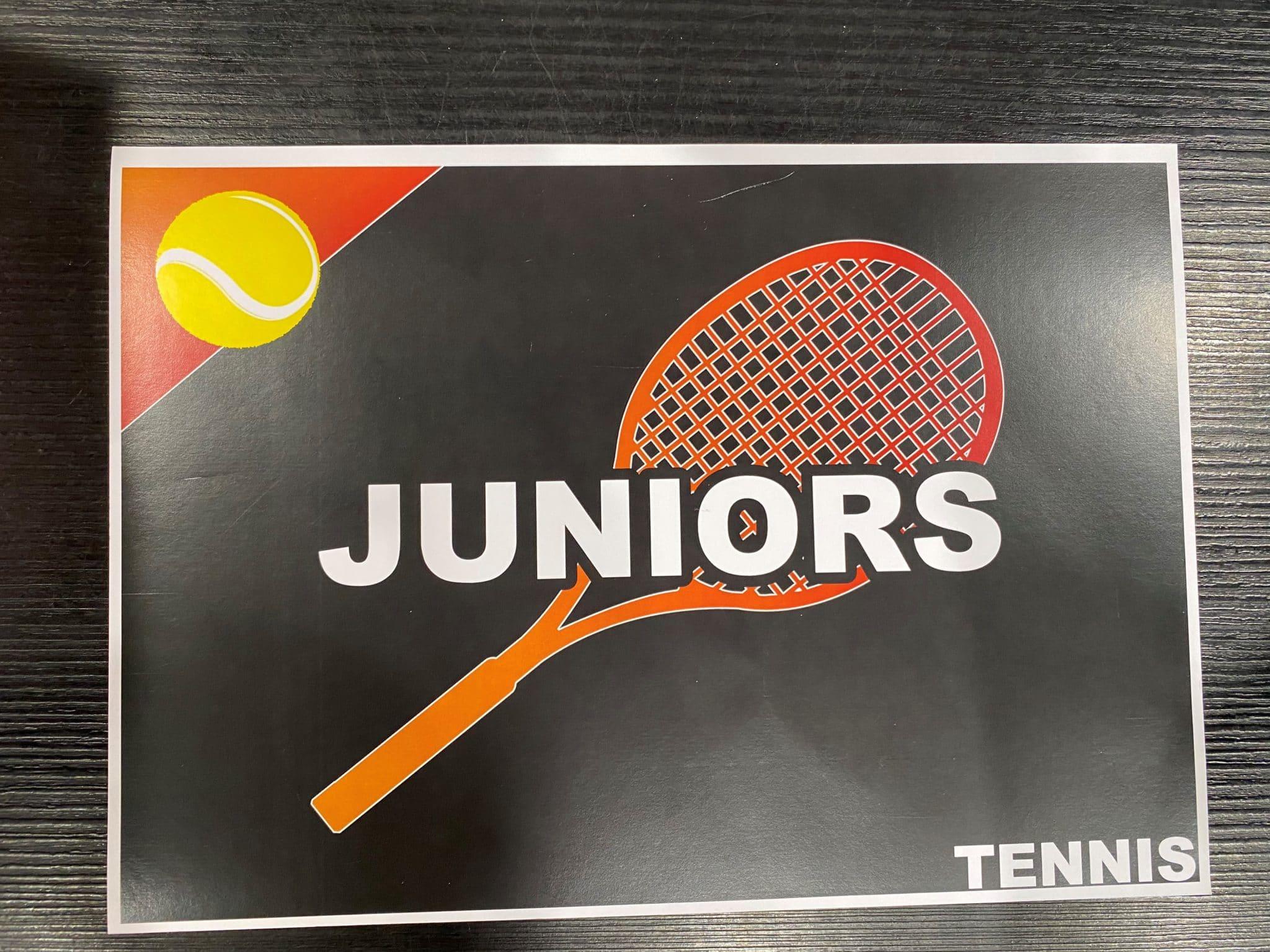 Raquettes juniors