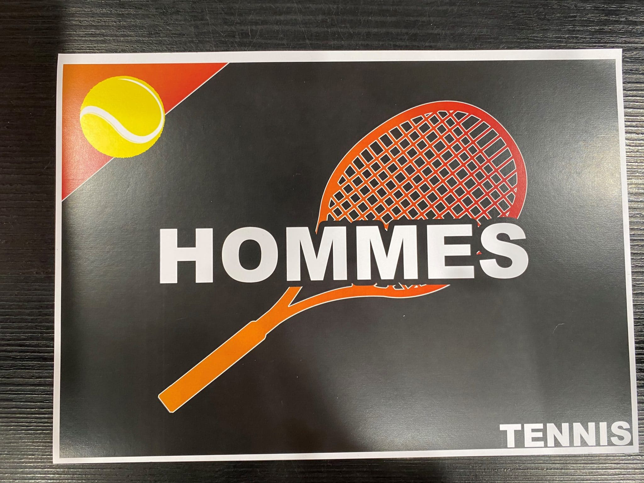 Chaussures de tennis Hommes