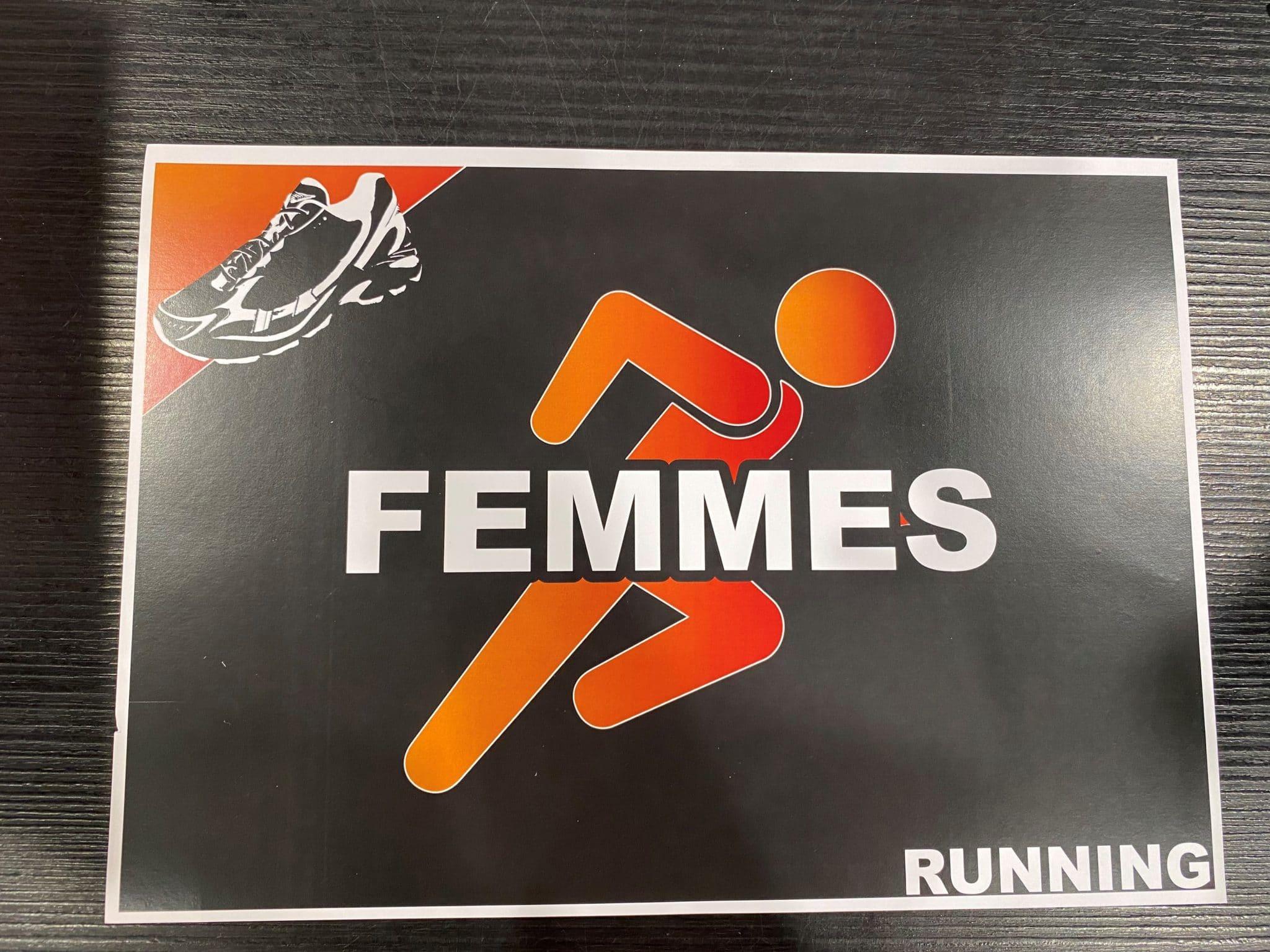 Chaussures de running femmes